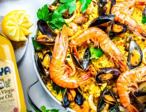 Paella de marisco facebook ads