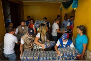 Rescate venezuela. Foto de informe21