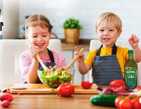 Alimentación infantil saludable | healthy child food