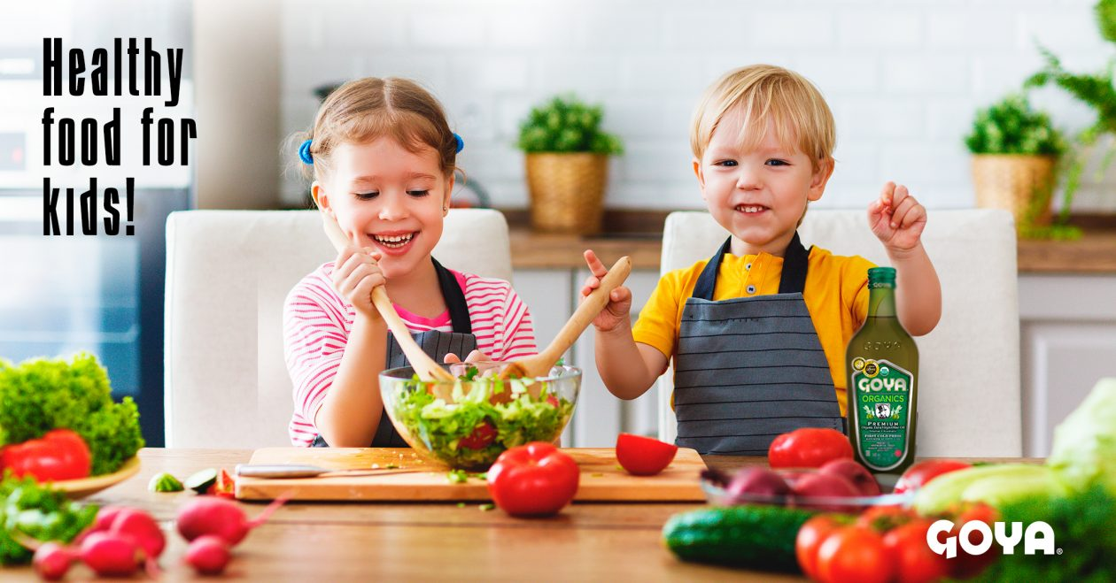 Alimentación infantil saludable | healthy child food