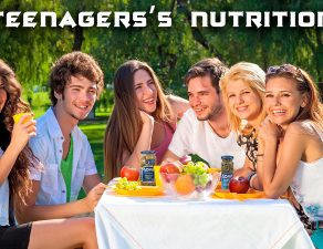 Teeneagers nutrition