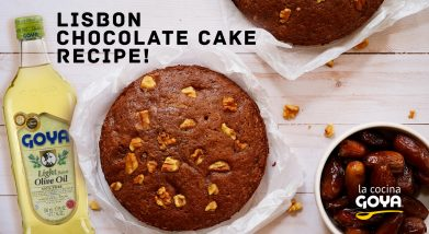 Lisbon chocolate cake recipe!