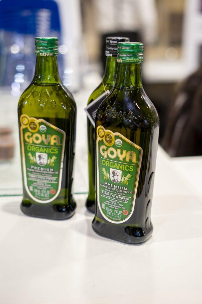 Goya extra virgin olive oils