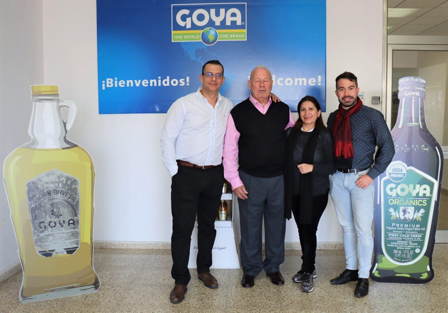 Convención comercial en Goya España | Commercial Convention at Goya España