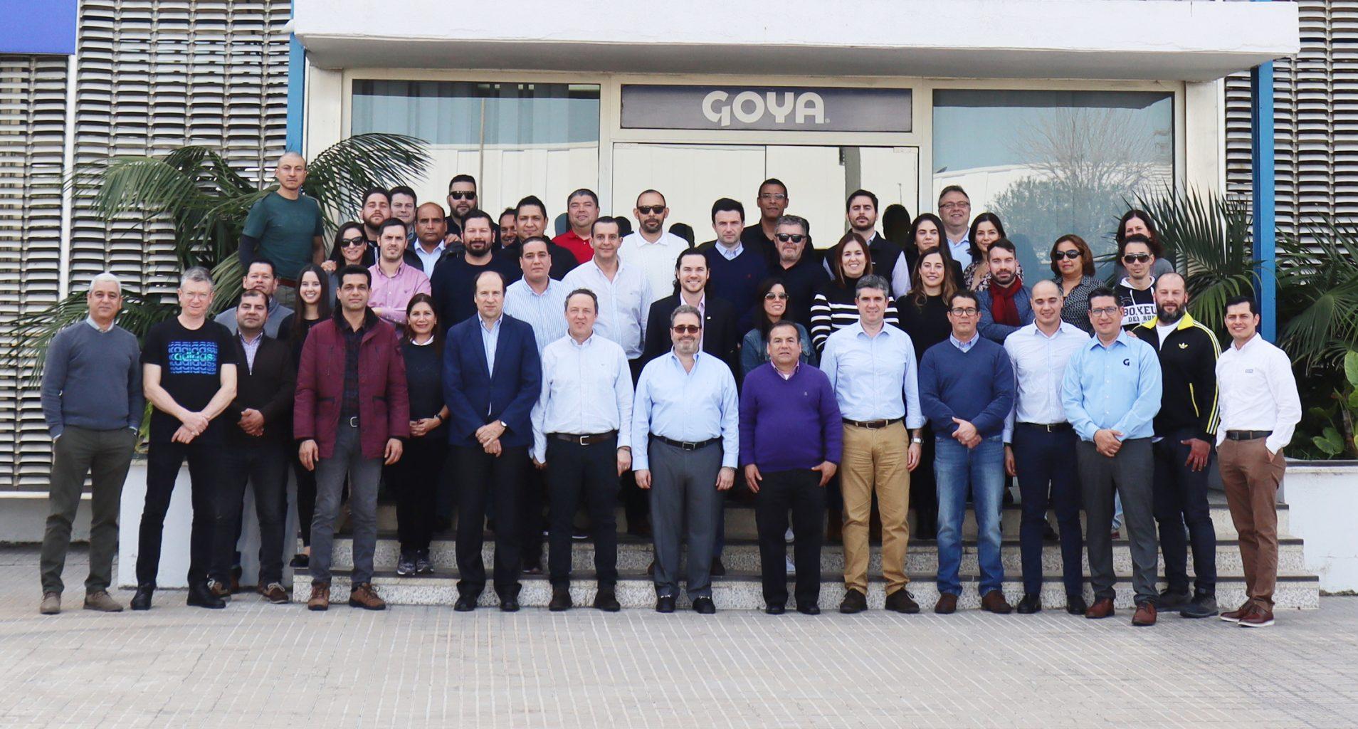 Commercial Convention -Convención comercial de Goya Europa