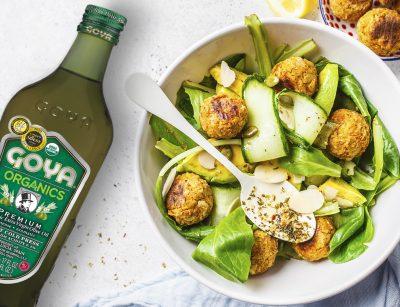 Albóndigas veganas de lentejas | Vegan lentil meatball