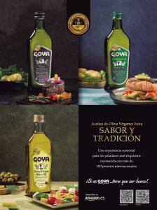 Aceites Goya, sabor y tradición