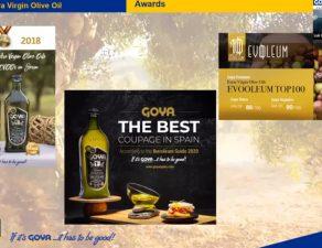 Aceites Goya en Good Food Mercantile