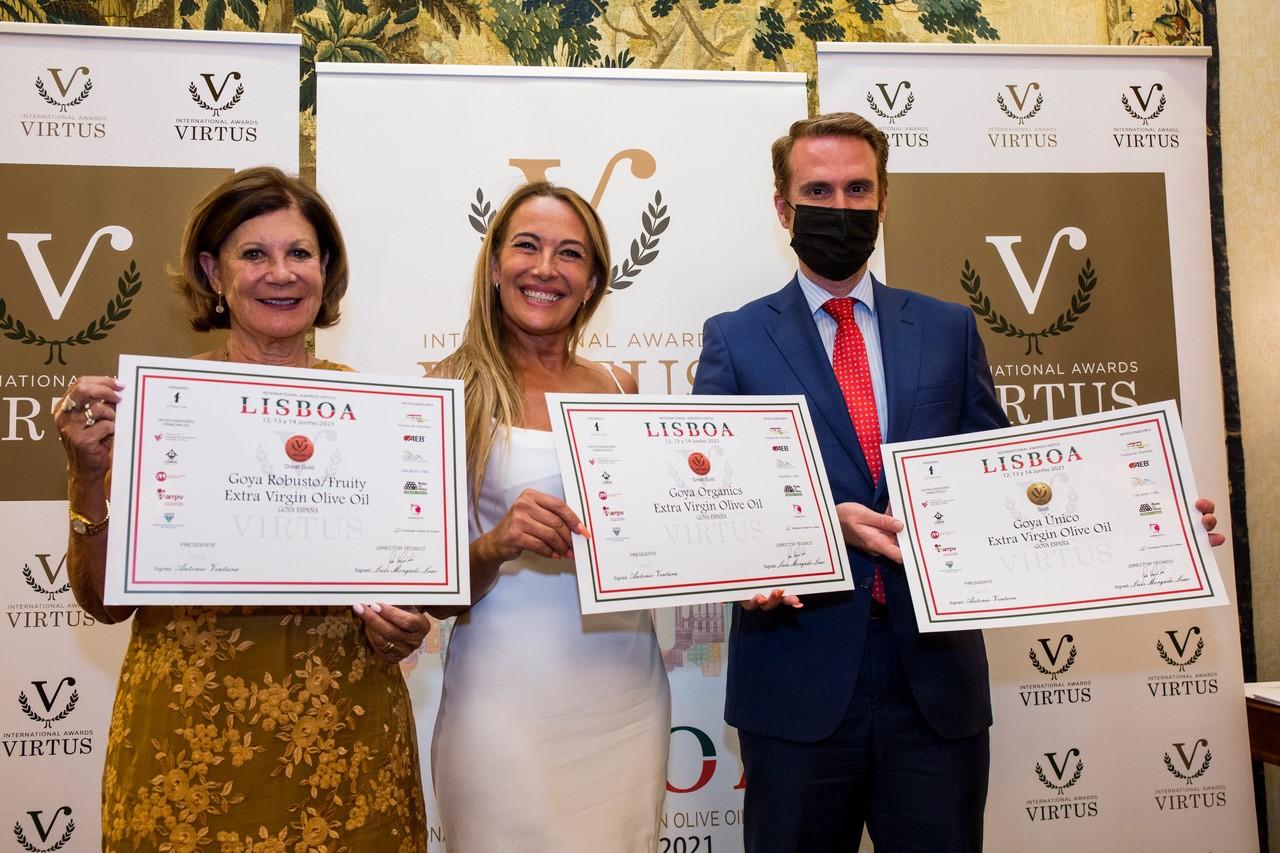 Virtus Awards 2021 Goya