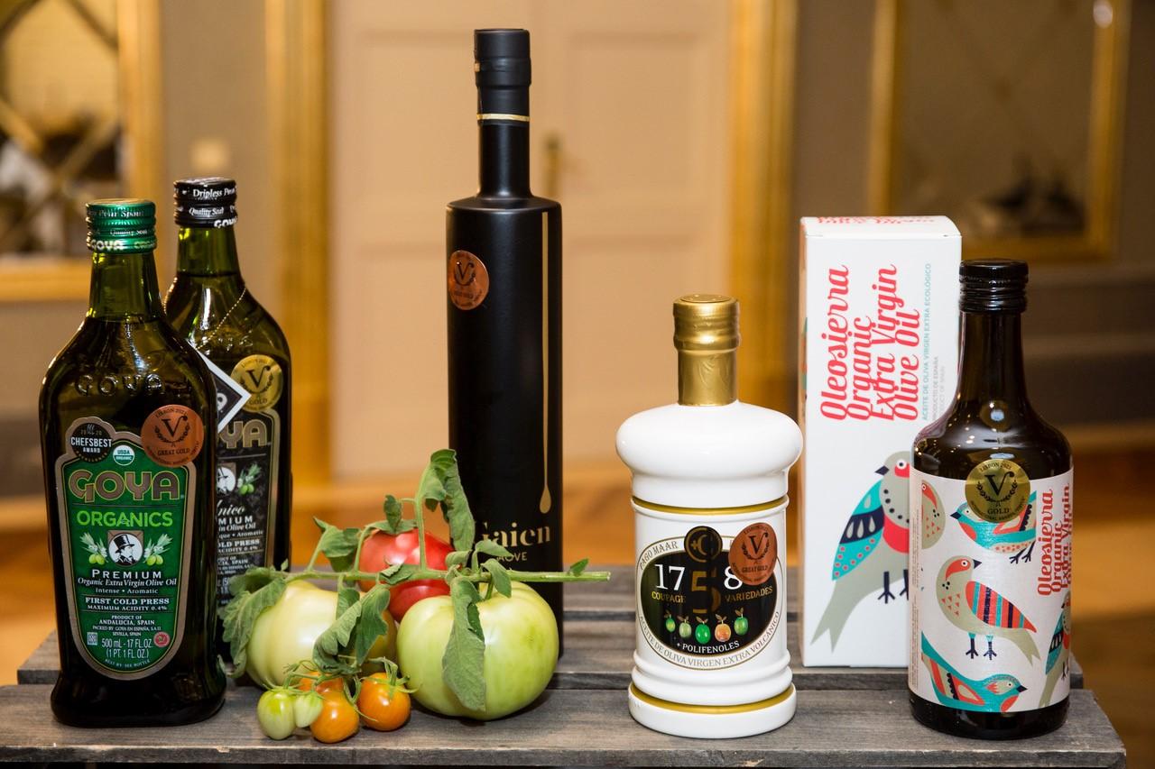 Goya Gourmet Extra Virgin Olive Oils