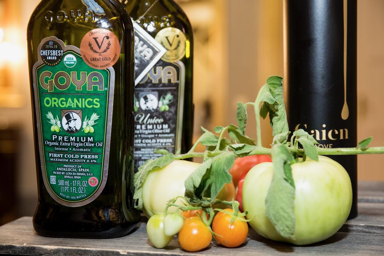 Goya Organics, great gold medal